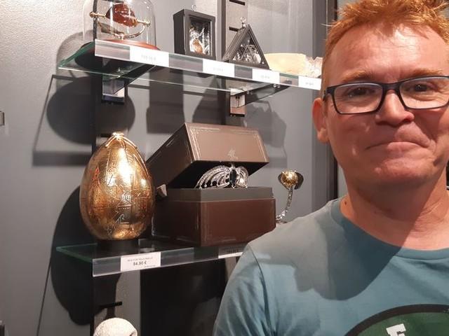 VIDEO/PHOTOS : Une boutique Harry Potter à Bourges !