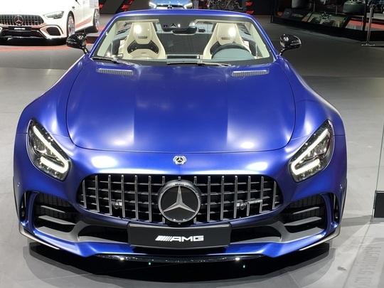 Quatre roues motrices et hybridation pour la future AMG GT