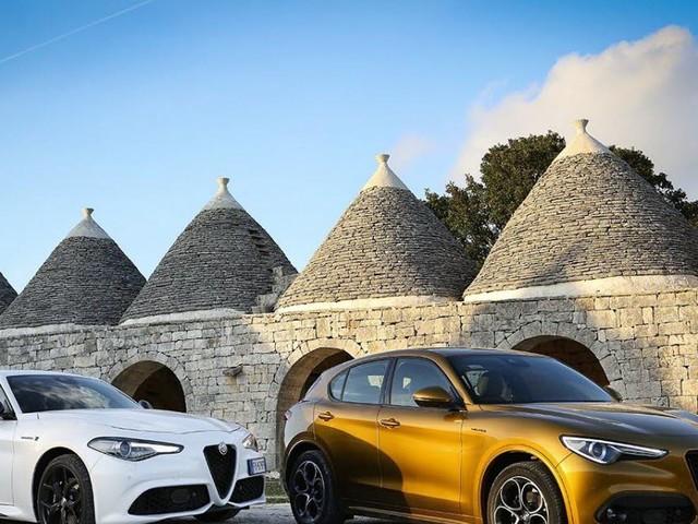 Une nouvelle jeunesse pour les Alfa Romeo Giulia et Stelvio