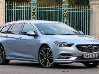 Essai : Essai de l'Opel Insignia Sports Tourer, un break grand format