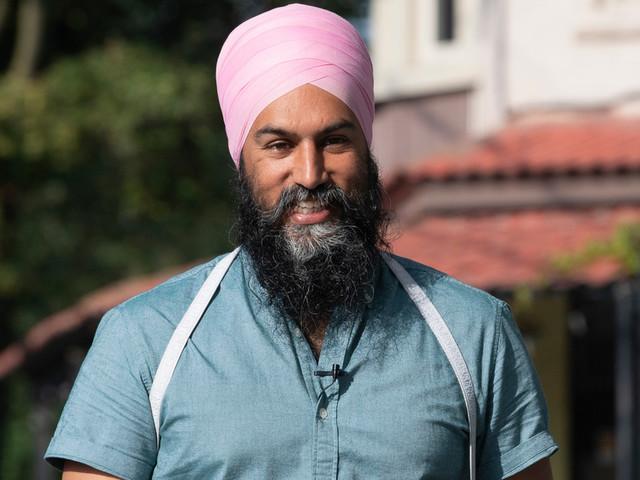 Blackface: Singh ne veut pas être instrumentalisé