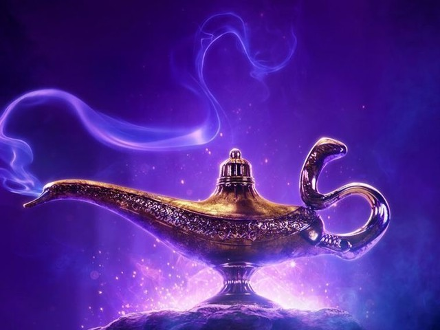 Aladdin- Disney- Guy Ritchie