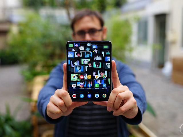 Le Samsung Galaxy Fold 2 pourrait être présenté dès mars avec un écran 8,1 pouces