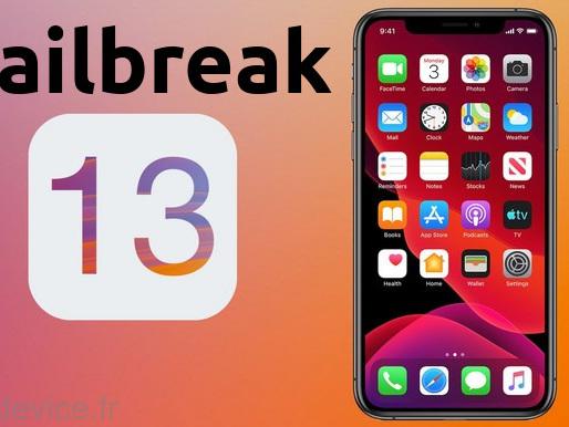 Jailbreak iOS 13 : la première version bêta déjà hackée !
