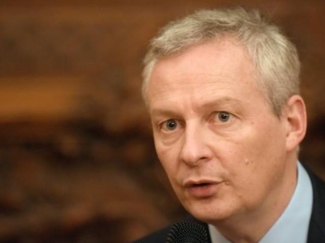 """Le Maire: """"je ne crois pas à la convergence des luttes"""""""