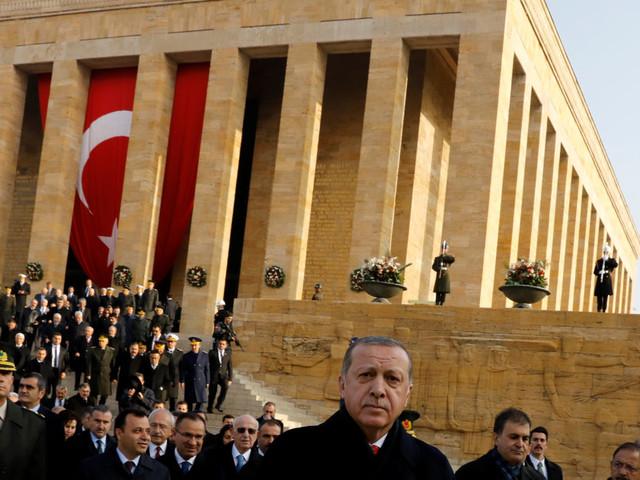 Ne laissons pas tomber la Turquie!