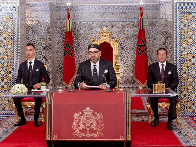 Marche Verte : Voici le texte intégral du Discours Royal