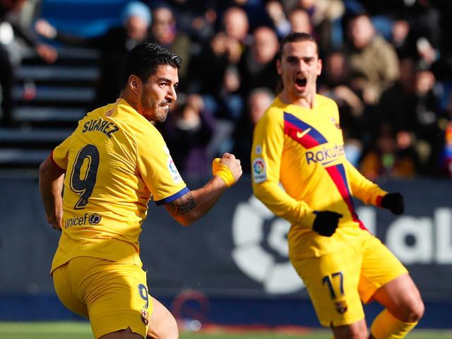 Barça : Suarez évoque encore une prolongation