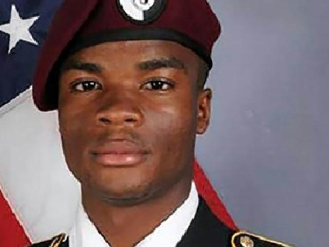 """Controverse après l'appel """"insensible"""" de Trump à la veuve d'un soldat"""