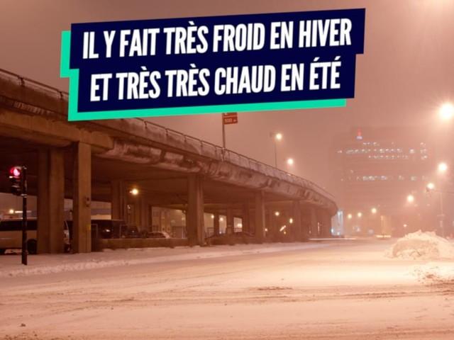 Top 10 des trucs qui te surprennent quand tu débarques à Montréal pour la première fois