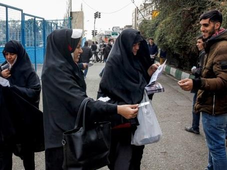 Législatives cruciales en Iran, la coalition gouvernementale en sursis