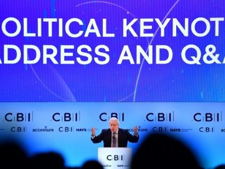 Elections britanniques: Johnson et Corbyn en opération séduction face au patronat