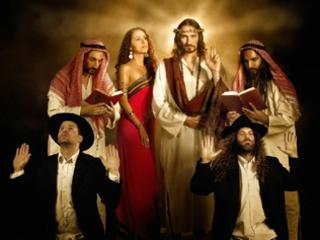 """Chronique deUnsung Prophets&Dead Messiahs des israéliens d'Orphaned Land : """"Orphaned..."""