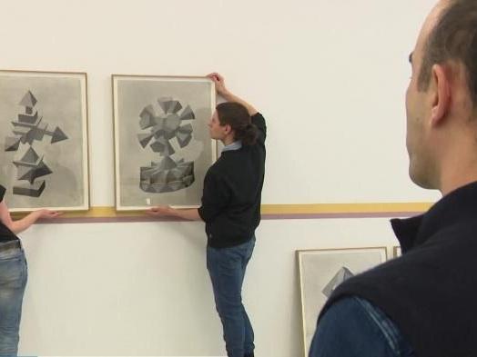Entre sciences et art, découvrez au Havre l'œuvre du plasticien fou de géométrie Raphaël Zarka