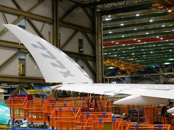 Boeing confronté à un problème plus grave que prévu avec son long courrier 777X