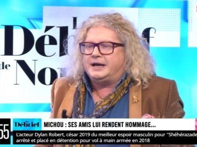 Michou mort : Pierre-Jean Chalençon dézingue Line Renaud (exclu vidéo)