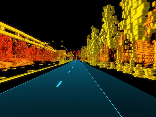 Dossier - La cartographie HD, élément clé de la voiture autonome
