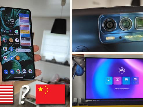Les tests de Mathieu: Motorola est de retour en force, que vaut son dernier smartphone ?