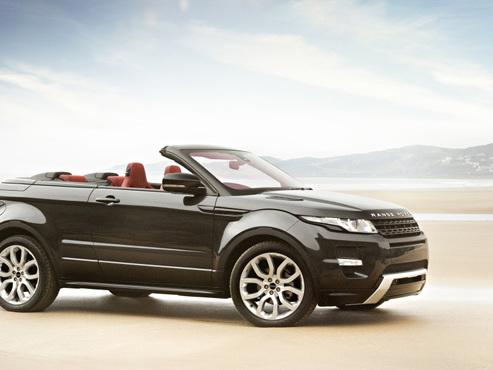 Essai Range Rover Evoque Convertible : retour aux sources