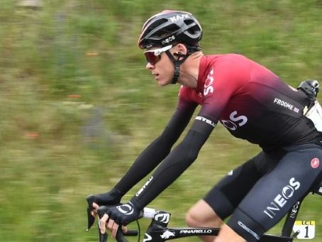 Cyclisme: Froome veut revenir en 2020 pour gagner un 5e Tour de France