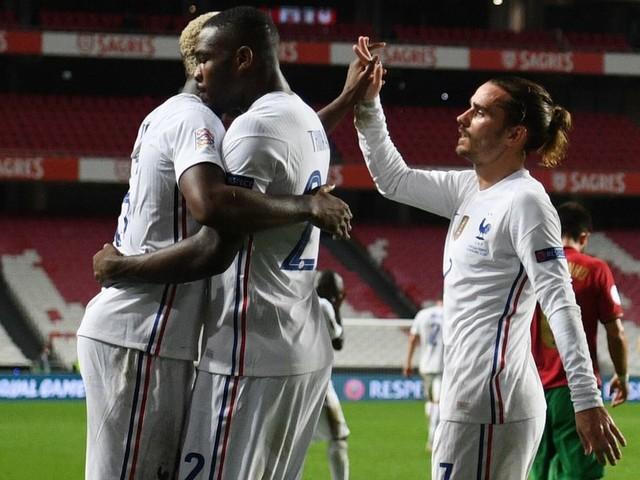 """Face au Portugal, la France s'offre un billet pour le """"Final-4"""" de Ligue des nations"""