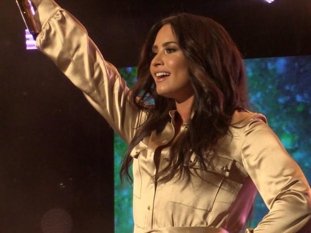 Revivez le concert de Demi Lovato à Mawazine