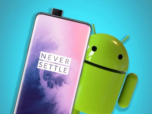 OnePlus 7 et 7 Pro : la mise à jour Android 10 disponible le 21 septembre 2019