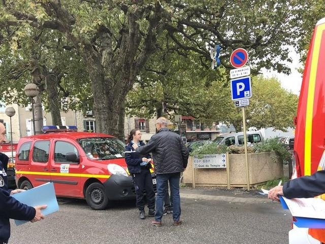 Villefranche-de-Rouergue : il renverse un piéton et lui roule dessus