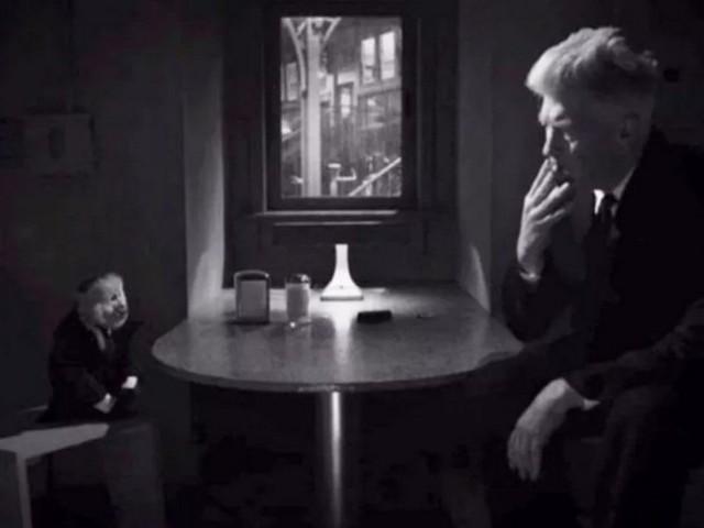 David Lynch sort son court métrage « What Did Jack Do? » sur Netflix