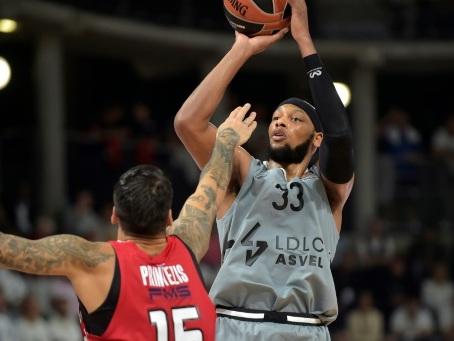 Basket: surclassée par le Fenerbahçe, l'Asvel voit le top 8 de l'Euroligue s'éloigner