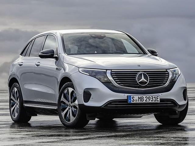 Mercedes EQC : une étoile 100 % électrique vient briller dans le paysage automobile