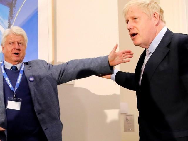 Le père de Boris Johnson a demandé la nationalité française