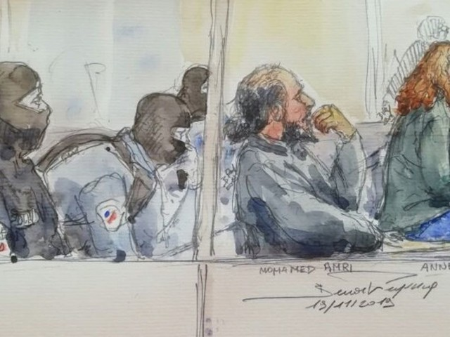 La sœur de Jean-Michel et Fabien Clain condamnée à neuf ans de prison