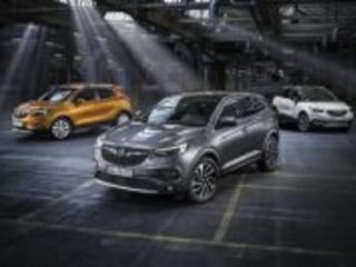 2017 : la plus grande offensive produit de l'histoire d'Opel