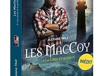 Les MacCoy – Tome 2 : La corde et la griffe- Alexiane Thill
