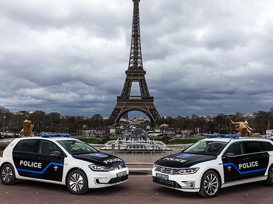 Des Volkswagen e-Golf et Passat GTE pour la Préfecture de Paris