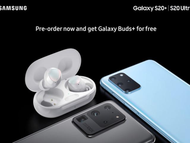 Samsung Galaxy S20 : une photo promotionnelle met en avant leurs gros modules photo