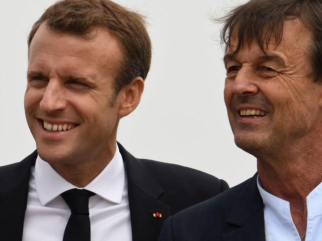 Macron retrouve Hulot à Marseille avant le Congrès mondial de la nature