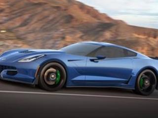 Genovation GXE : une Corvette en version électrique et en diffusion (très) restreinte