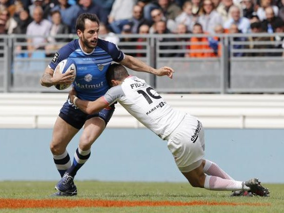 Rugby - Top 14 - Top 14 (23e journée) : Castres renverse Toulouse