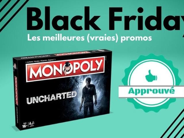 Black Friday: Monopoly, Risk, ... Les meilleurs jeux de société en promo