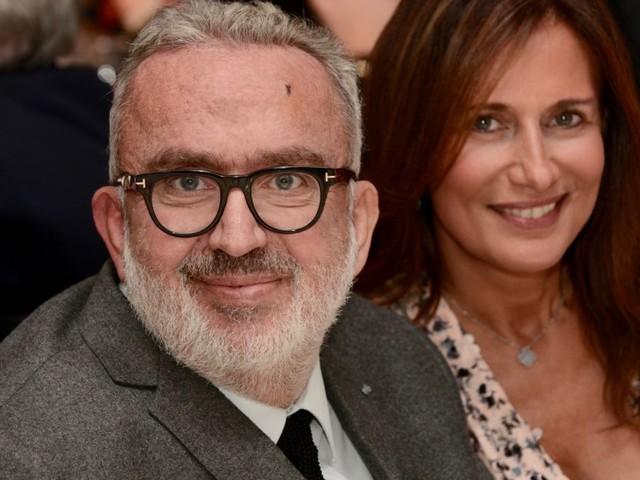 Dominique Farrugia et Isabelle, Michel Cymes et Nathalie : Duos de coeur en gala
