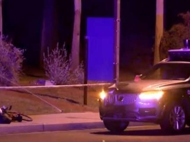 Une voiture autonome d'Uber a percuté et tué un piéton