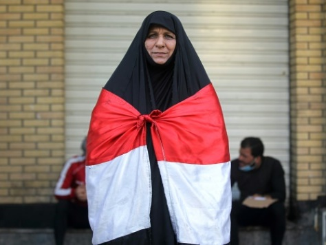 """De Bagdad à Bassora, les visages de la """"révolution d'octobre"""""""