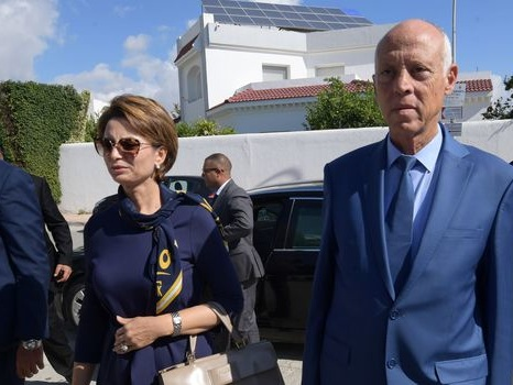 Présidentielle en Tunisie: Kais Saied, la revolution austère