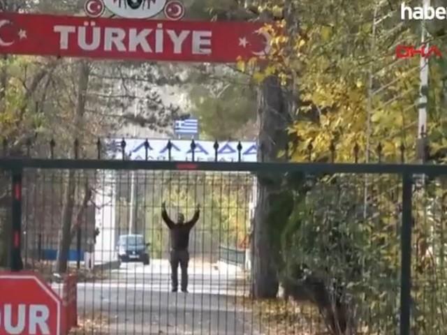 Un jihadiste américain, bloqué à la frontière Turquie/Grèce, va être renvoyé aux États-Unis