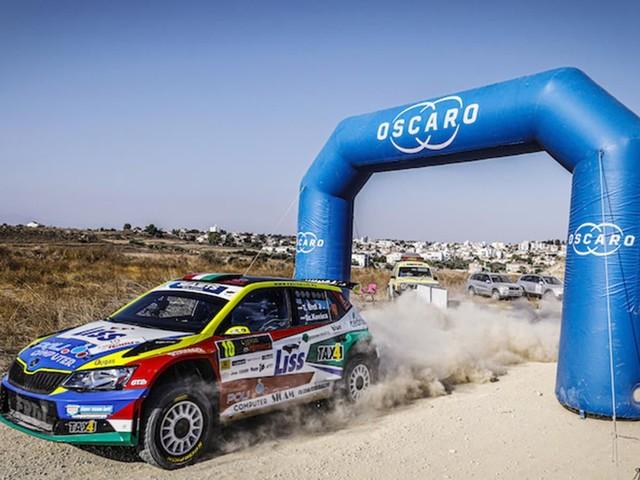 Le Rallye de Chypre en direct sur ERC Radio et Facebook ce samedi