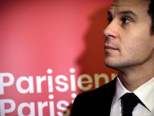 """Municipales à Paris : """"C'est mon devoir de jouer les Casques bleus"""", assure Gaspard Gantzer"""
