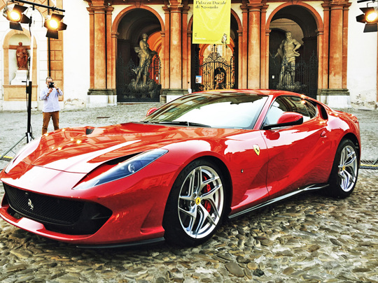 Ferrari 812 Superfast : notre essai de la Superformante
