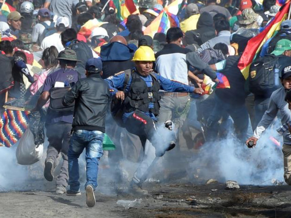 La droite dure au pouvoir plonge la Bolivie dans la violence